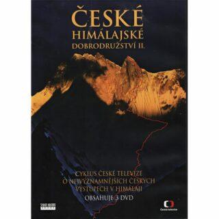 České himálajské dobrodružství II. (3 DVD)