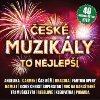 České muzikály - To nejlepší - audiokniha