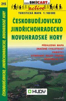 Českobudějovicko, Jindřichohradecko, Novohradské Hory -