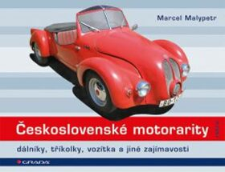 Československé motorarity - Marcel Malypetr