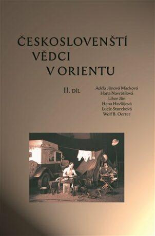 Českoslovenští vědci v Orientu - Kolektiv