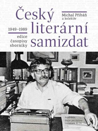Český literární samizdat - Michal Pribáň