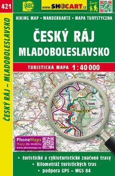 Český ráj, Mladoboleslavsko 1:40 000 - neuveden