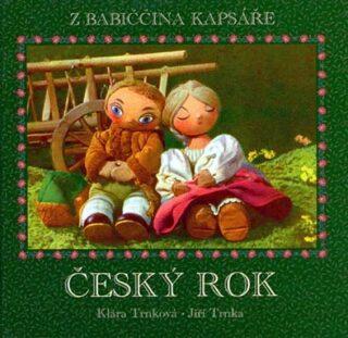 Český rok - Jiří Trnka, Klára Trnková