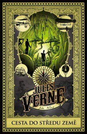 Cesta do středu Země - Jules Verne