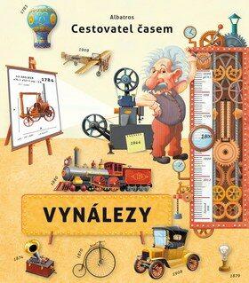 Cestovatel časem Vynálezy - Oldřich Růžička, Silvie Sanža