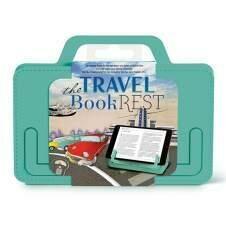 Cestovní držák na tablet - černý