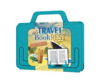 Cestovní držák na tablet - zelený