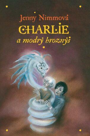 Charlie a modrý hroznýš - Jenny Nimmová