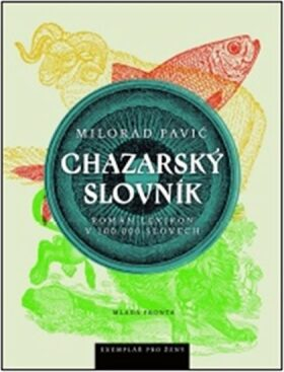 Chazarský slovník - Milorad Pavić