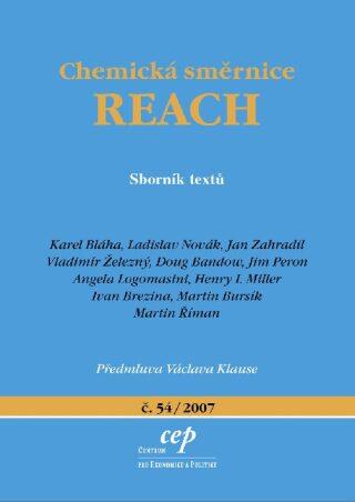 Chemická směrnice REACH - Kolektiv