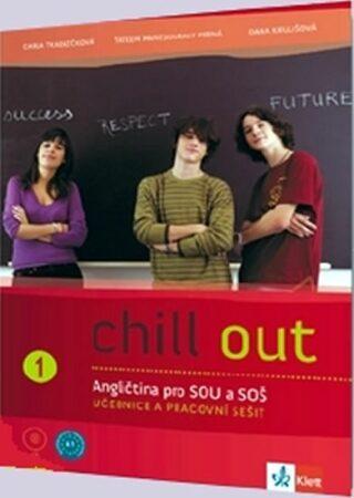 Klett Chill out 1 - Angličtina pro SOŠ a SOU - Metodická příručka na CD - Carla Tkadlečková, Tazeem Manesouraly Perná, Dana Krulišová