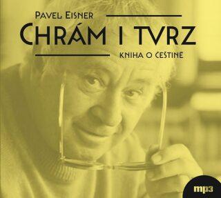 Chrám i tvrz - Kniha o češtině - Pavel Eisner