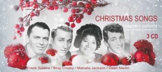 Christmas Songs -vánoční pohoda 3CD - neuveden