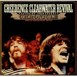 Chronicle: The 20 Greatest Hits - Creedence Clearwater Revival - audiokniha