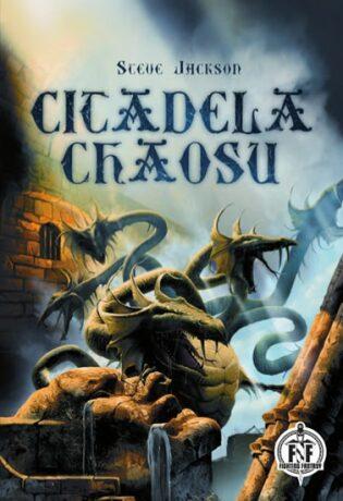 Citadela Chaosu - Jackson Steve