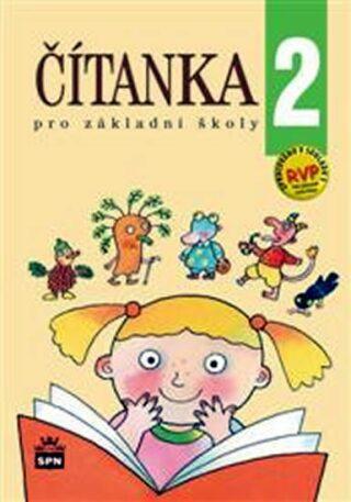 Čítanka 2 pro základní školy - Čeňková J., Ježková A.