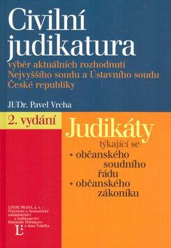 Civilní judikatura - Pavel Vrcha