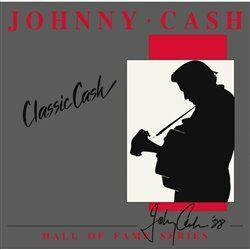 Classic Cash: Hall of Fame Series - Johnny Cash - audiokniha
