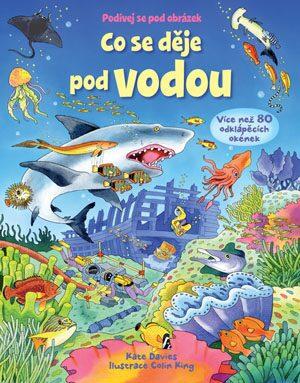 Co se děje pod vodou - Podívej se pod obrázek - Kate Daviesová
