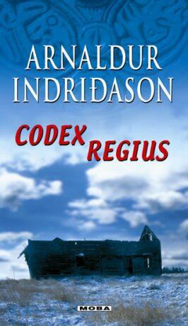 Codex Regius - Arnaldur Indridason