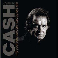 Complete Mercury Albums 1986-1991/LTD - Johnny Cash - audiokniha