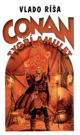 Conan a Tygří amulet - Vlado Ríša