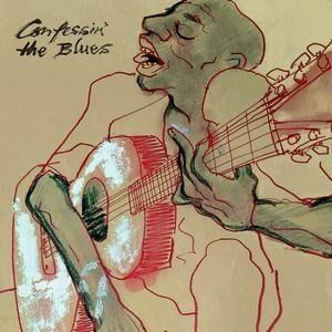 Confessin The Blues - Various Artists - audiokniha