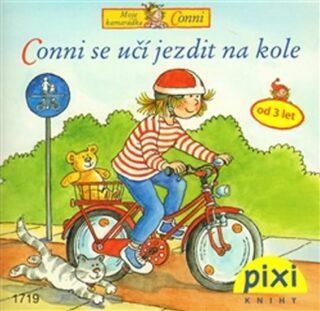 Conni se učí jezdit na kole - Schneider Liane