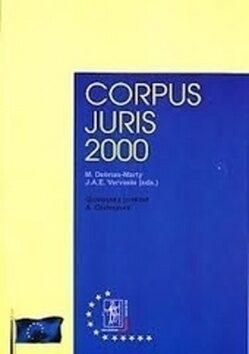 Corpus Juris 2000 - M. Delmas-Marty, J.A.E. Vervaele