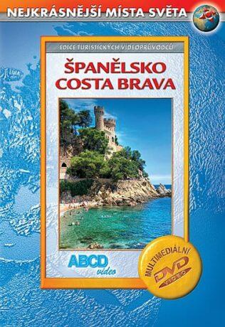 Costa Brava DVD - Nejkrásnější místa světa - neuveden