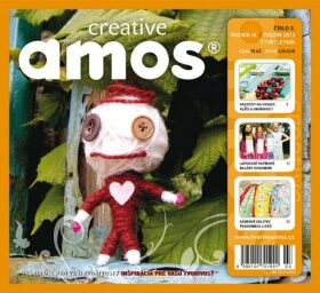 Creative AMOS 3 -2012 PODZIM - Tvořivý Amos - e-kniha