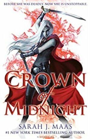 Crown of Midnight - Sarah J. Maasová