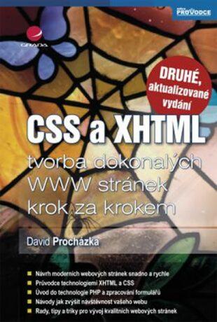 CSS a XHTML - David Procházka