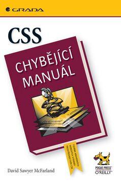CSS chybějící manuál - David Sawyer McFarland