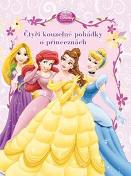 Čtyři kouzelné pohádky o princeznách -