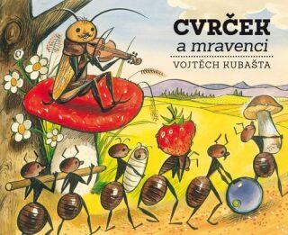 Cvrček a mravenci - Jiří Zdeněk Novák