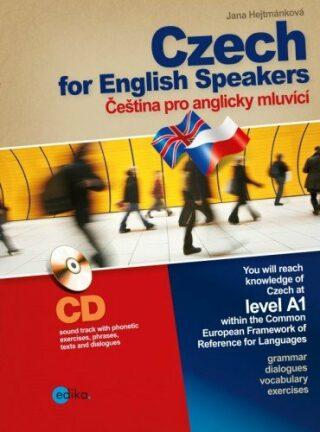Czech for English Speakers - Jana Hejtmánková - e-kniha