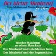 Der kleine Maulwurf - CD - kolektiv autorů