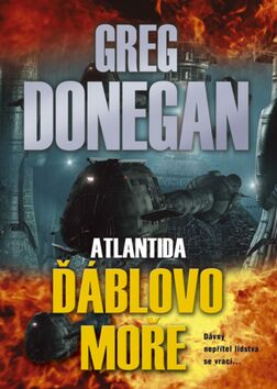 Atlantida. Ďáblovo moře - Greg Donegan