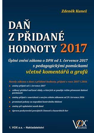 Daň z přidané hodnoty 2017 - Zdeněk Kuneš