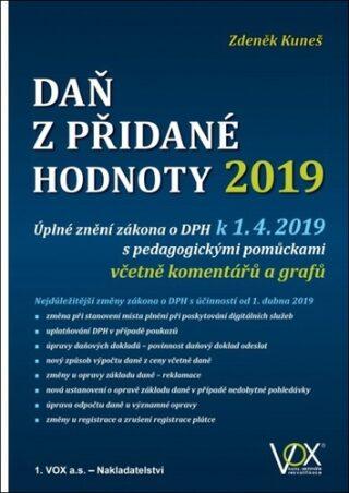 Daň z přidané hodnoty 2019 - Zdeněk Kuneš