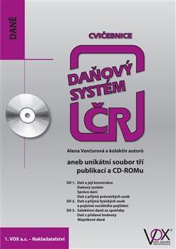 Daňový systém ČR cvičebnice 2016 - Alena Vančurová
