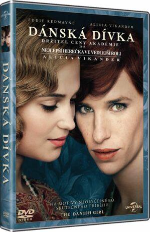 Dánská dívka DVD - neuveden