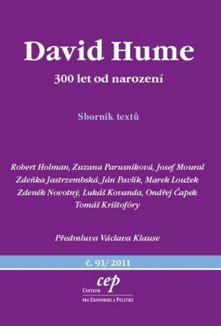 David Hume - 300 let od narození - Marek Loužek,kol.,