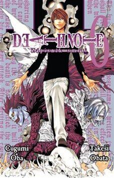 Death Note - Zápisník smrti 6 - Oba Cugumi