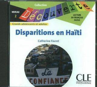 Découverte 2 Adultes: Disparitions en Haiti - CD audio - Catherine Favret