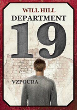 Department 19 - Vzpoura - Will Hill