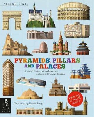 Design Line: Pyramids, Pillars and Palaces - Neil Lockley