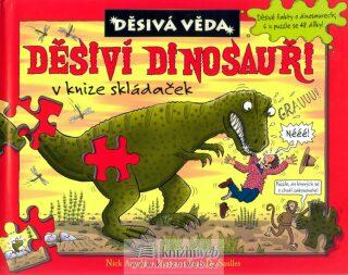 Děsiví dinosauři - Nick Arnold